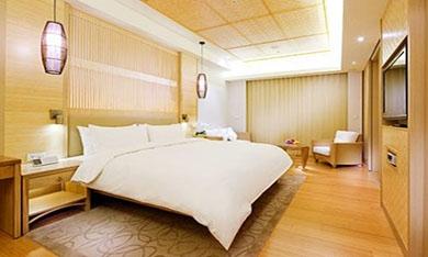 湖南省总工会灰汤温泉酒店木地板供应商