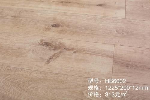 HB6002双零醛强化木地板
