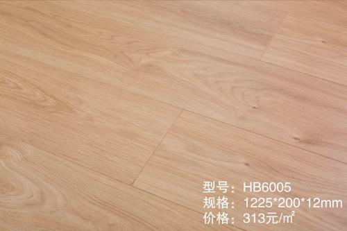 HB6005双零醛强化木地板